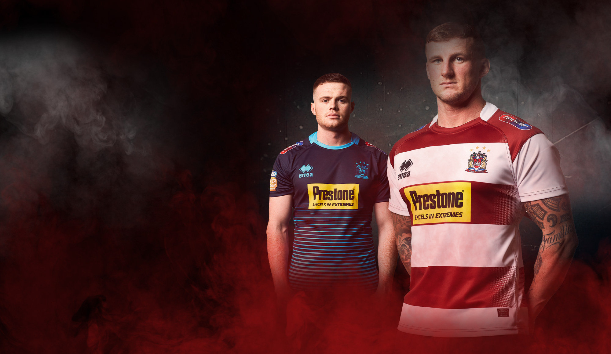 Warriors release 2019 kits