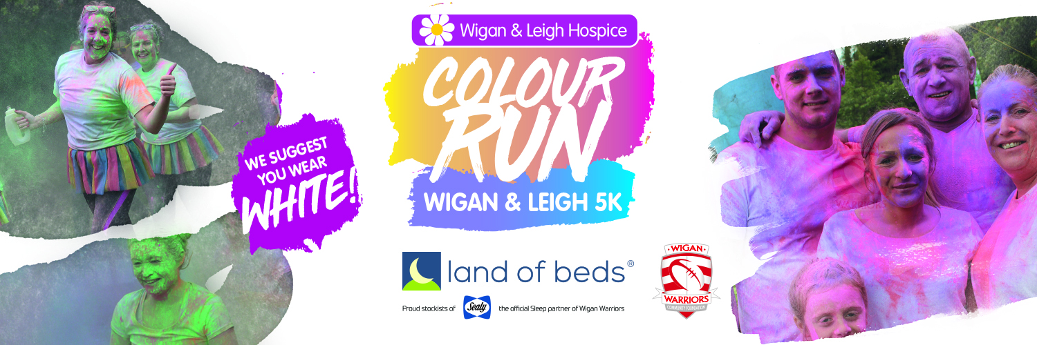 The Land of Beds 5K Colour Run