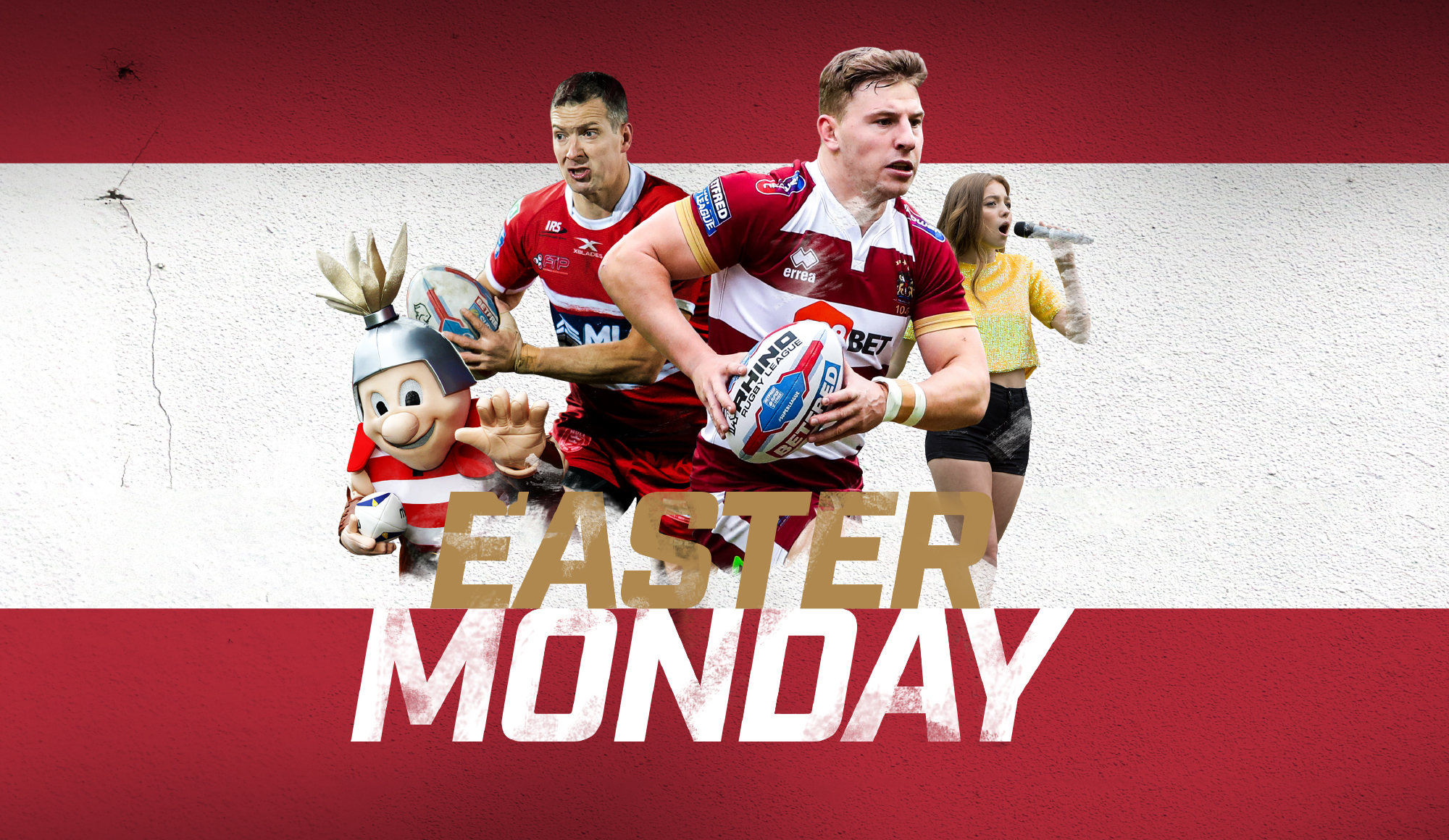 Easter Monday Family Ticket