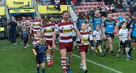 Wigan Warriors vs Hull FC match gallery