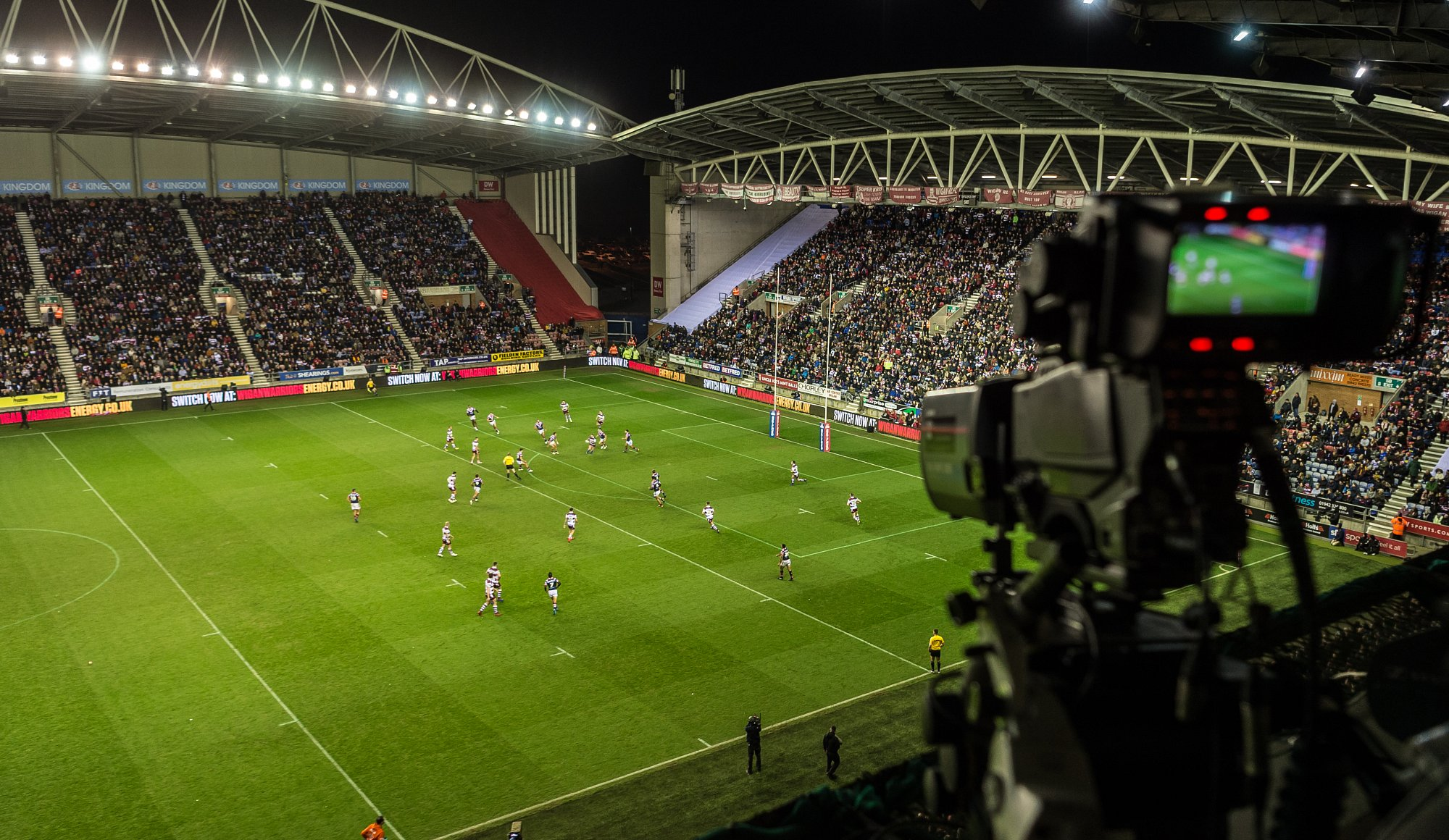 Month's trial of Wigan TV