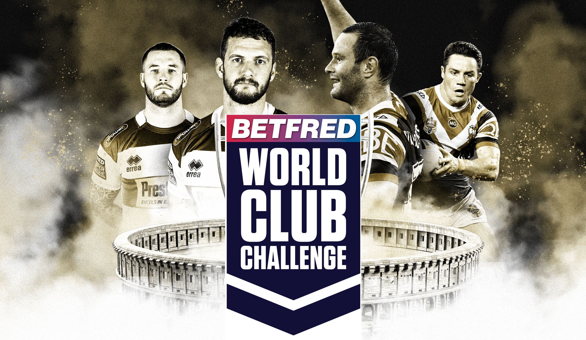 Betfred to back World Club Challenge
