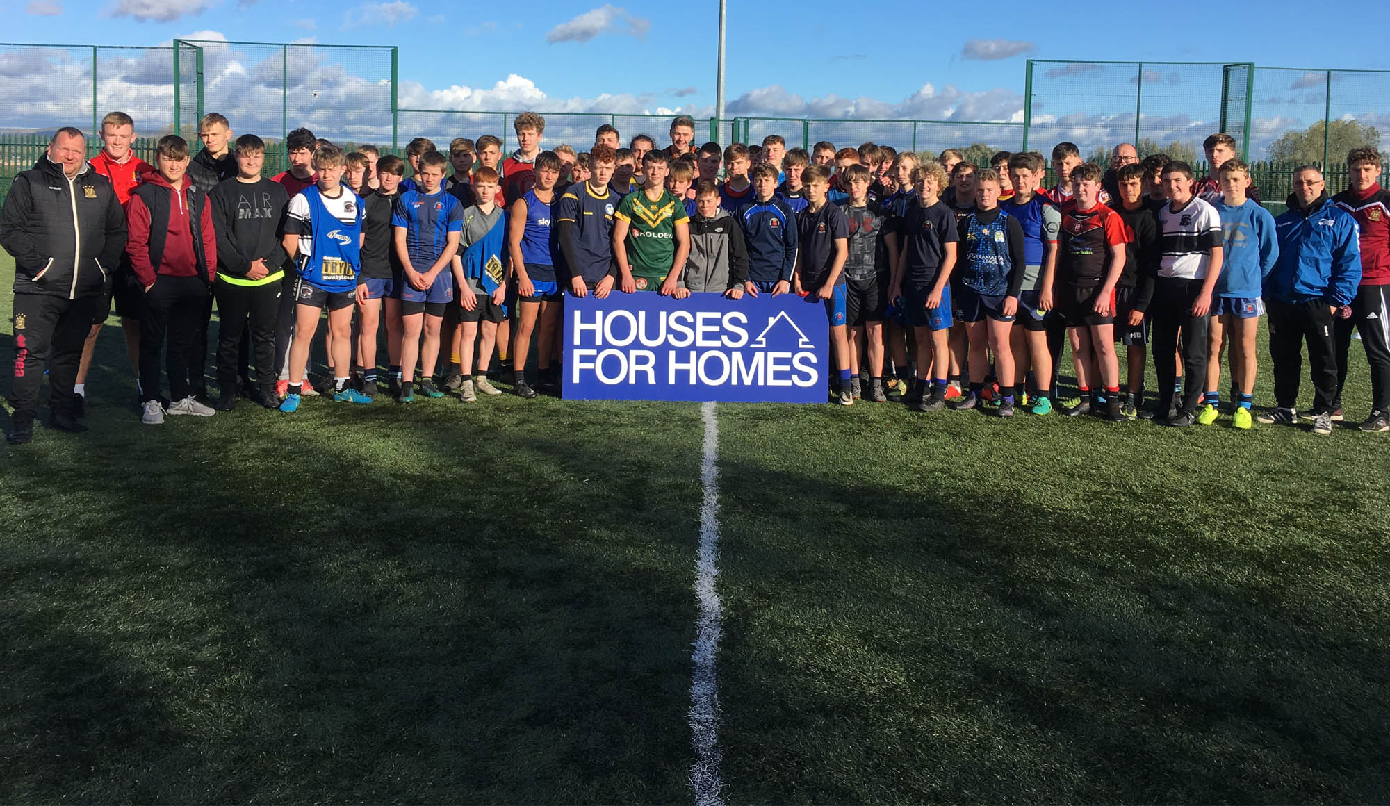 Houses for Homes Development Programme