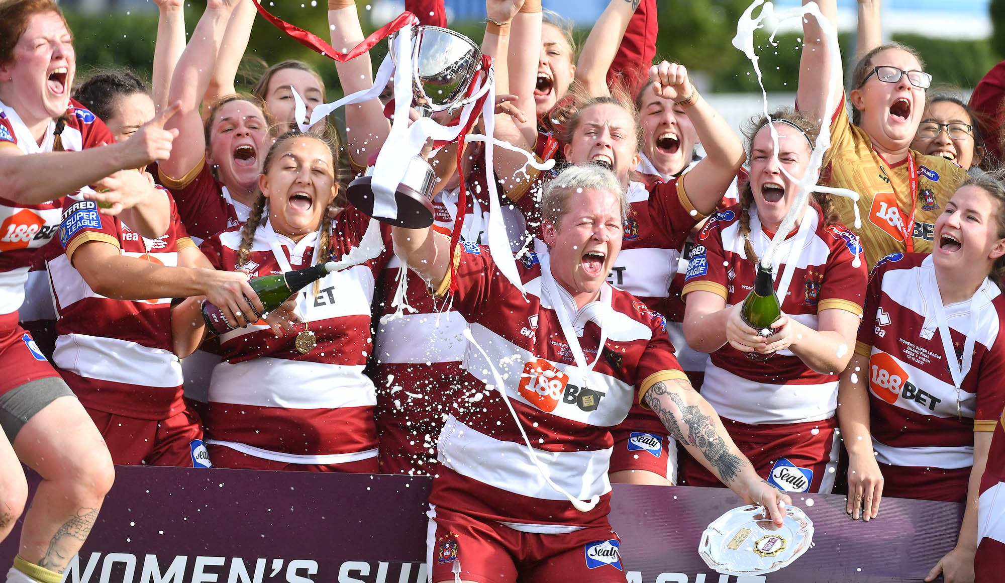 Wigan Women announce trials