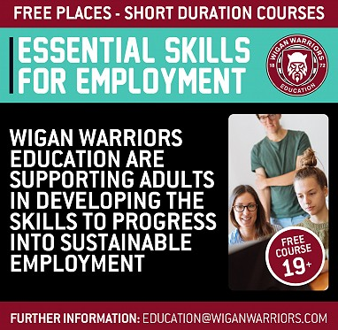 Wigan Warriors Education