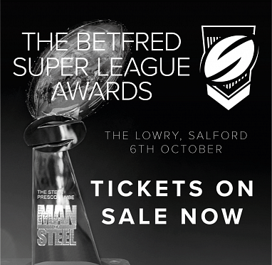 Super League Awards 2019