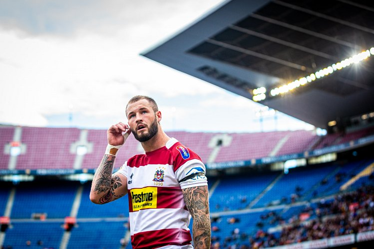 Super League history was made when Wigan played Catalans Dragons in Barcelona.