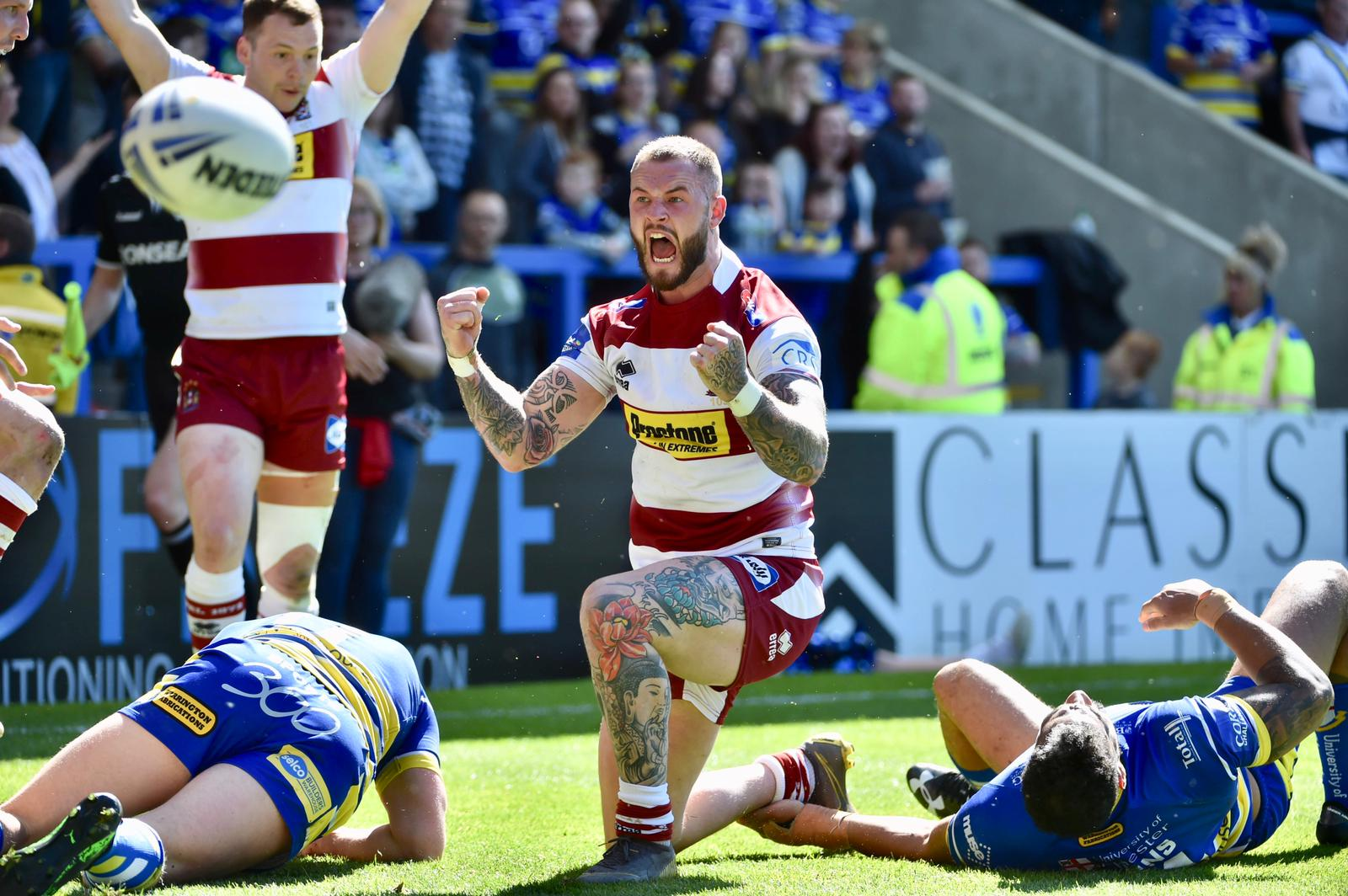 We're improving: Hardaker