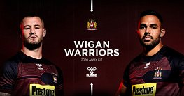Wigan Warriors Away Kit 2020