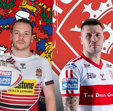 Wigan vs Hull KR