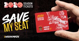 2020 Season Tickets on sale now