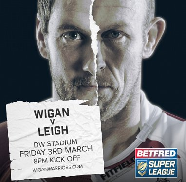 Wigan v Leigh