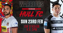 Wigan vs Hull FC