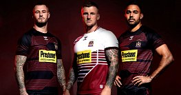 Wigan Warriors 2020 Kit