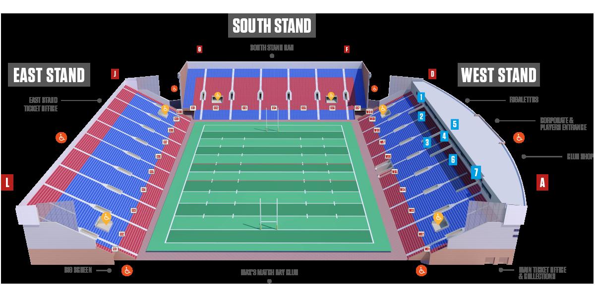 Match Tickets Wigan Warriors