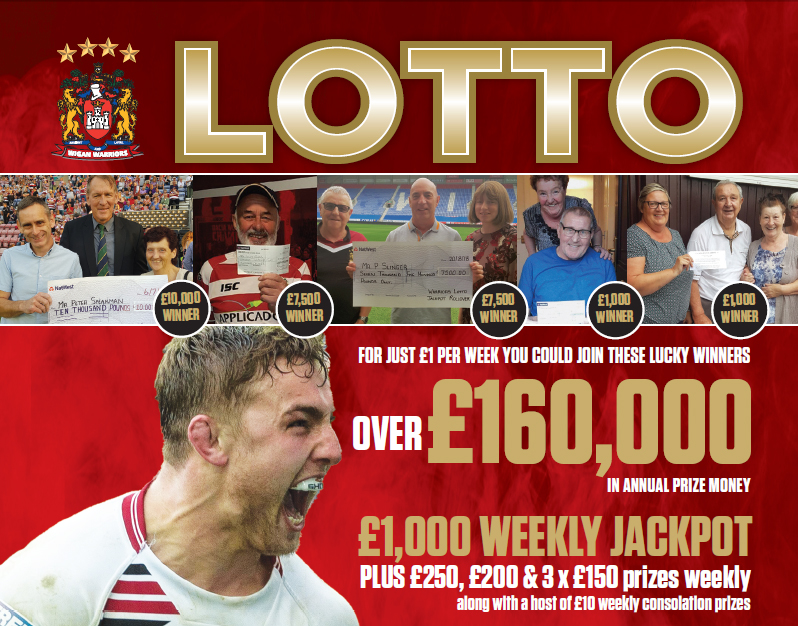 Join Lotto now