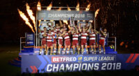 2018 season: Wigan wins