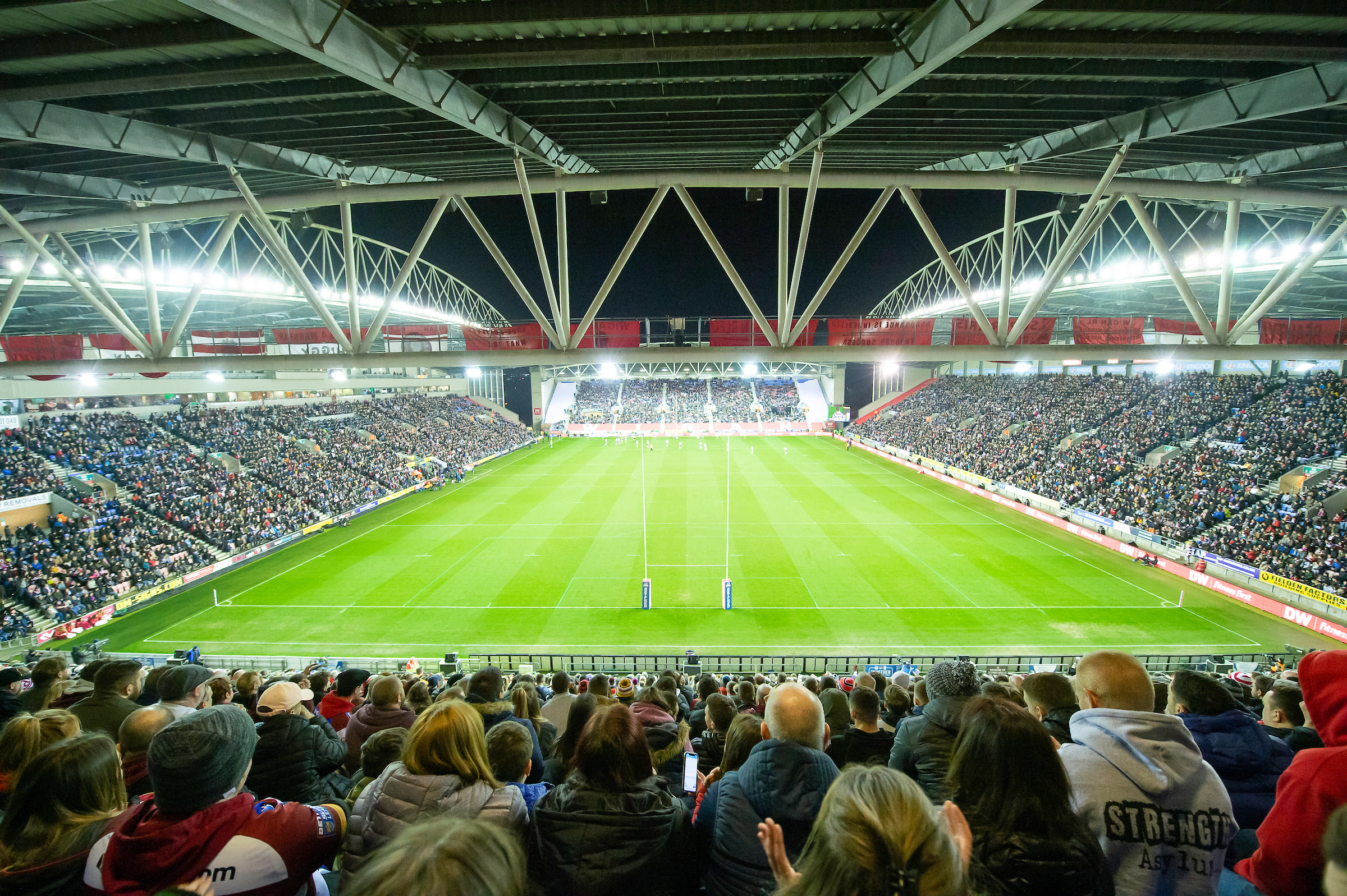 Club Statement: Wigan Warriors and Wigan Athletic