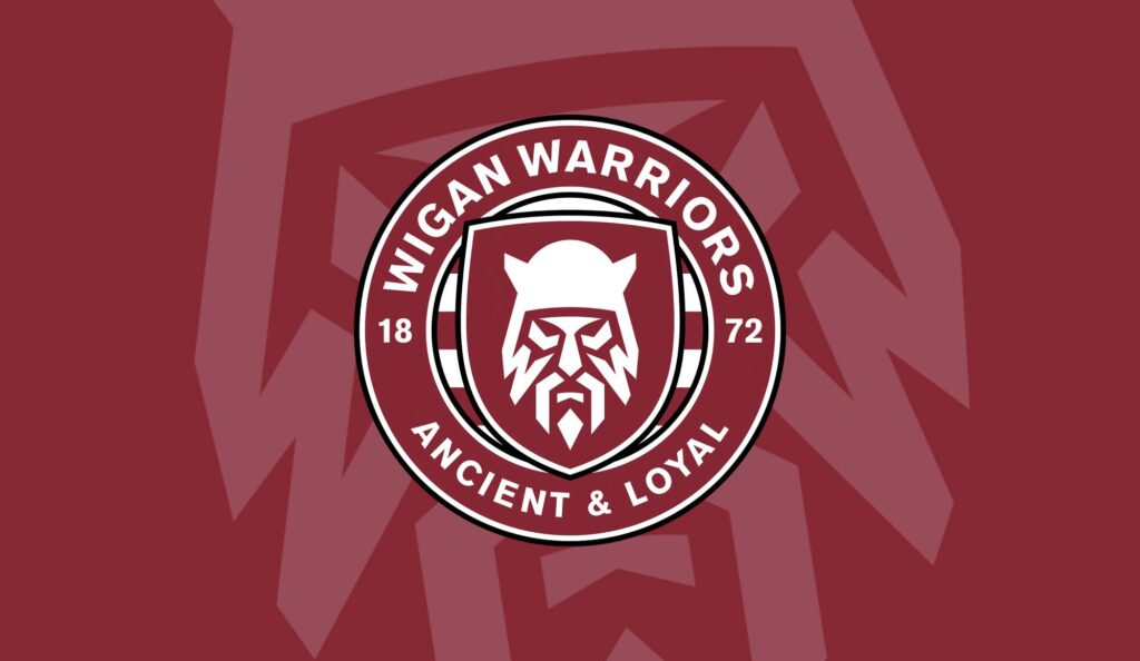 Wigan Warriors badge