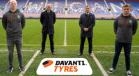 Warriors announce partnership with Davanti