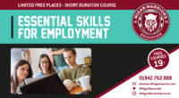 Free places on adult education courses
