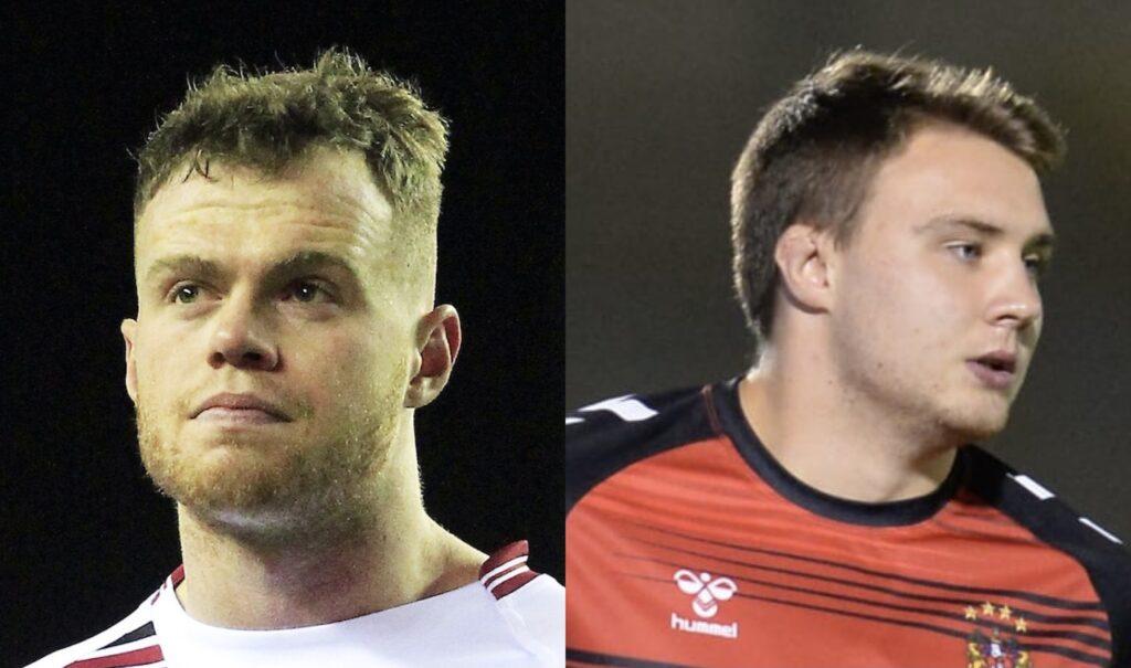 Joe Burgess and Jack Wells leave Wigan