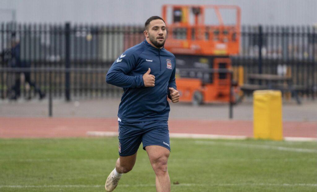 Navarrete leaves Wigan