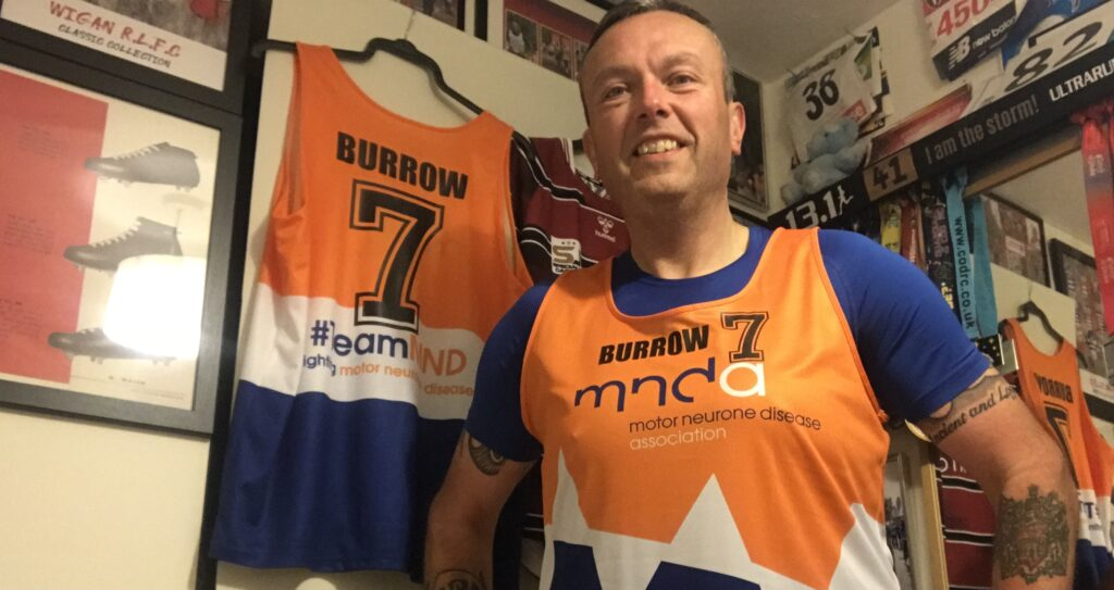 Wigan fan to run 70km in 7 days for Rob