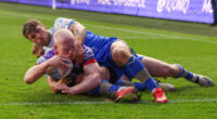 Farrell double rumbles Rhinos