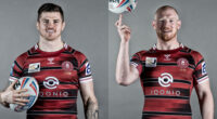 Two Warriors in England squad