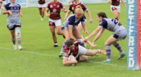 Wigan Women beat Featherstone