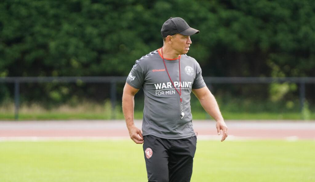 Lam previews Warrington