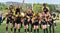 Warriors host 9s girls festival
