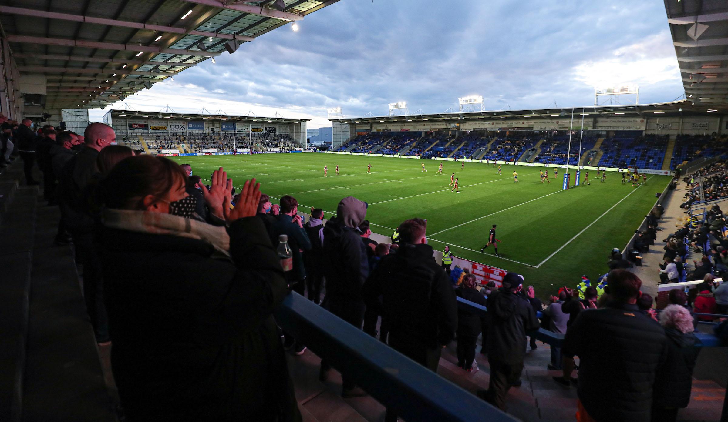 Match preview: Warrington