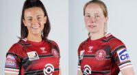 Two Warriors Women in Ireland squad