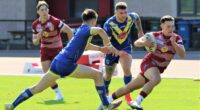 Wigan's U19s beat Warrington