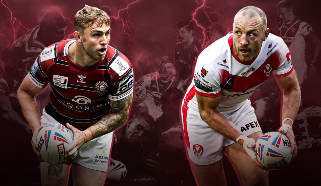 St Helens tickets on sale