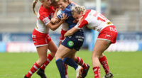 Women defeated in Derby