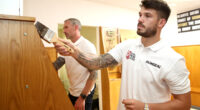 Gildart goes back to grassroots
