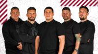 Wigan unveil new Coaching Team