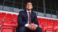 Wigan's new Head Coach: Matt Peet