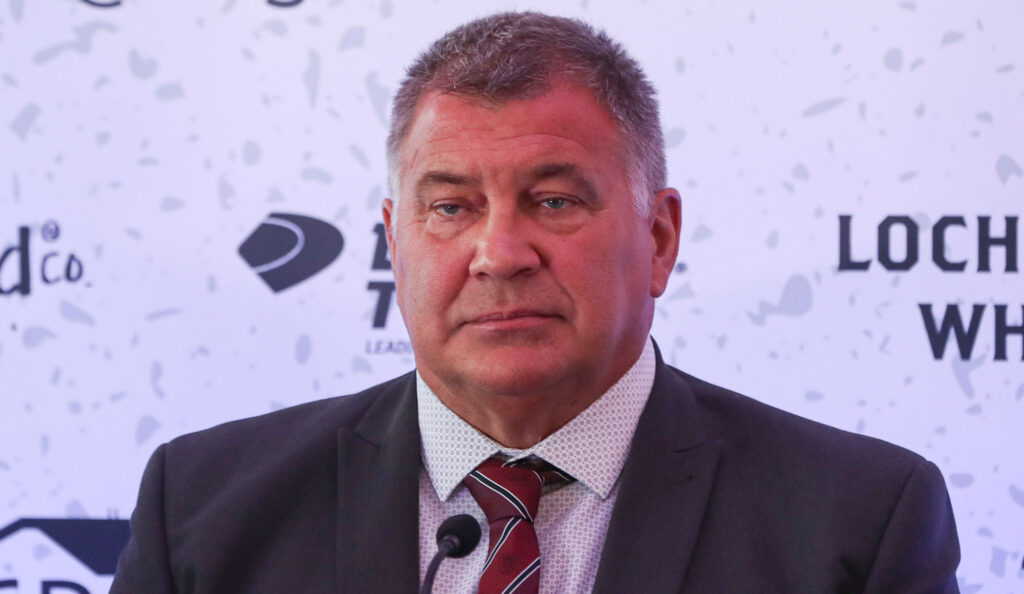 Wane on new role