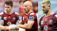 England call up for three Warriors