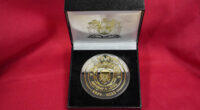 150th Year Medal on sale